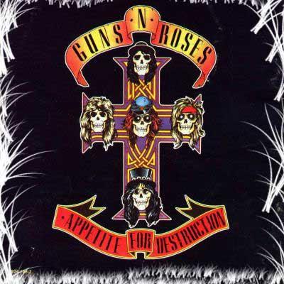 Guns N' Roses Guns-n-Roses---Appetite-for-Destruction2
