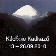 Kuchnie Kaukazu zaproszenie