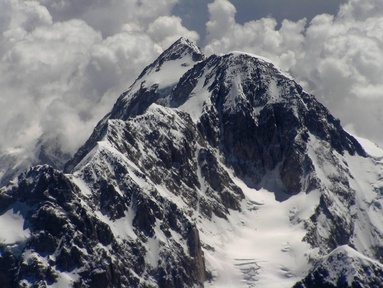 Тирич мир высшая точка горной