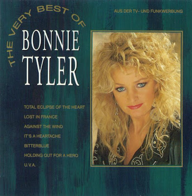Cover Album of BONNIE TYLER - THE BEST OF