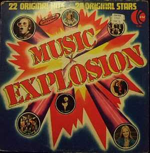 K-Tel - Music Explosion