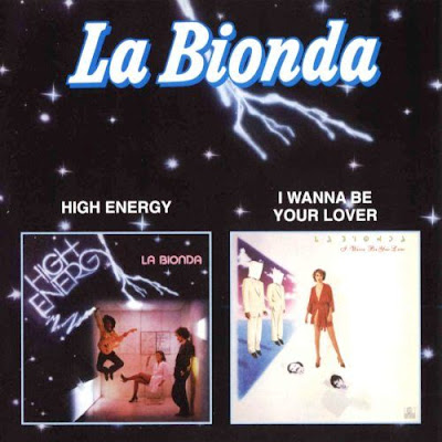 La Bionda - High Energy + I Wanna Be Your Lover (1980)