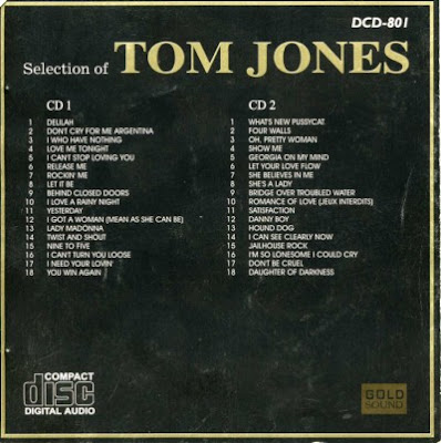 Tom Jones - Selection of (2 CDs)(1997)