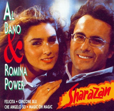 Albano y Romina Power - Sharazan (1994)