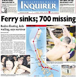 Philippine Ferry Disaster