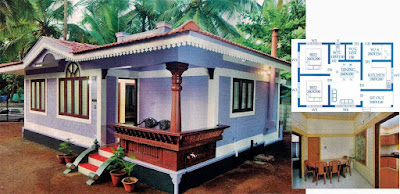Interlock home images in kerala joy studio design for Interlocking brick house plans