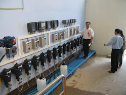 Nhà máy xử lý nước cấp Quảng Tế II-Huế