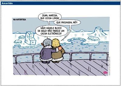 Charge do Amarildo (Jornal A Gazeta)