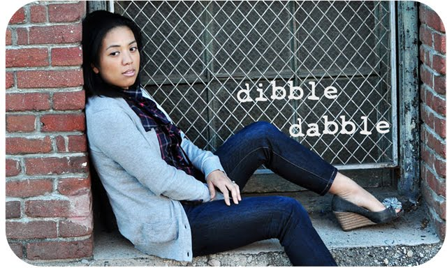 dibble dabble...