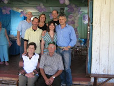 Família de Alexandre e Elvira Bortolini