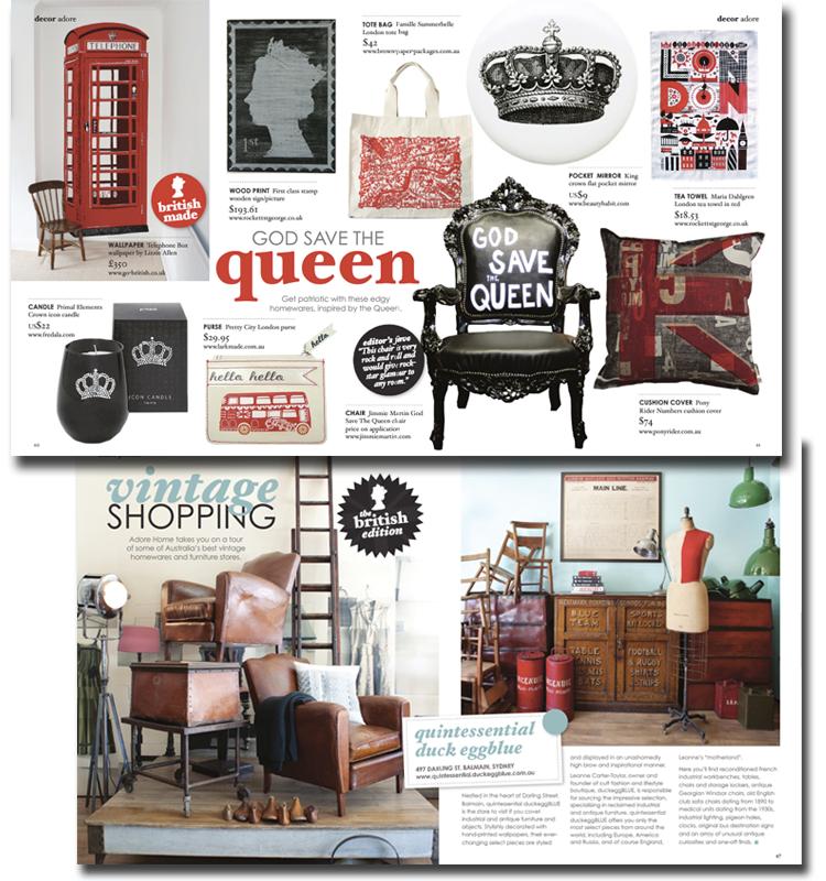 Adore Home Australian Online Magazine