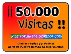 Selinho das 50.000 visitas do amigo Pizarro