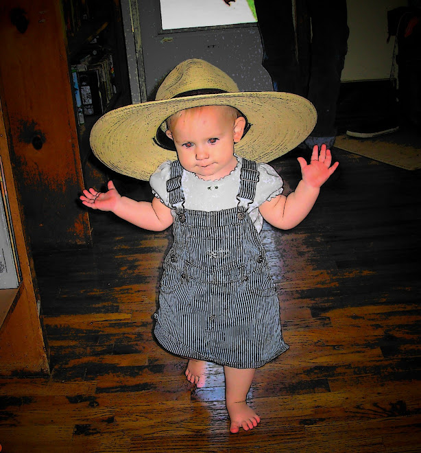My little cowgirl