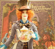 Our Mad Hatter invites you to tea...
