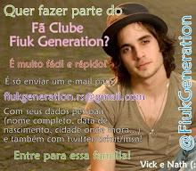 Participe do FC Fiuk Generation