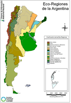 Pachamama fundaci n vida silvestre argentina for Ambientes de argentina