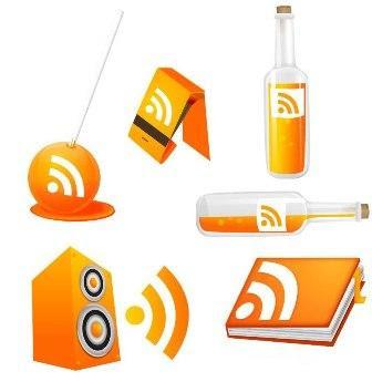 Coleccion de Iconos RSS