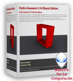 Hydra Assassin – AntiP2P (Bloquea emule, ares, torrent y otros)