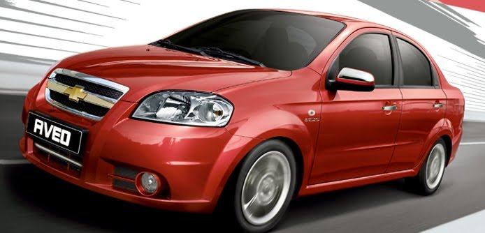 New Chevrolet Aveo Cng Vivid Car
