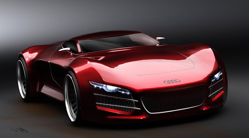 Audi R10 Concept 2010 Wallpapers Specifications And