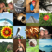 Photos d'Amérique centrale