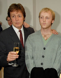 James Louis McCartney Was Born In 12 September 1977 London To Beatle Paul And His First Wife Rock Photographer Animal Rights Activist