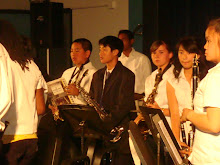 Anthony's spring concert.