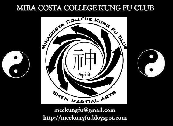 MiraCosta College Kung Fu Club