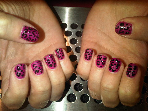 ms stylez funky fresh nails