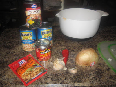 Mccormick recipe chicken chili