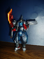 Battle Unicorn Robot Mode