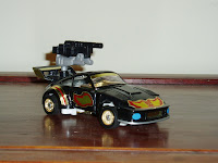 Ricochet Vehicle Mode