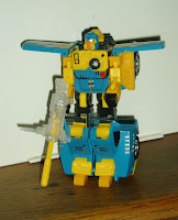 Nightbeat Robot Mode
