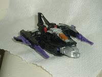 Comic-Con Skywarp Weapons