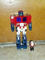 Ginrai Robot Mode