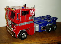 20th Anniversary Prime vehicle mode