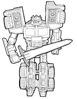 Robots in Disguise Scourge