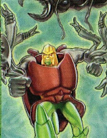 Beast Wars Happy Meal Beetle art
