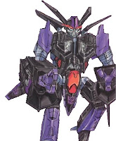 Skywarp - Wreckers #1