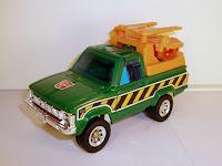 Hoist Vehicle Mode