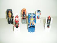 Sixliner Robot Modes