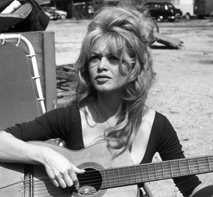 brigitte bardot hair. ardot and her heartachingly