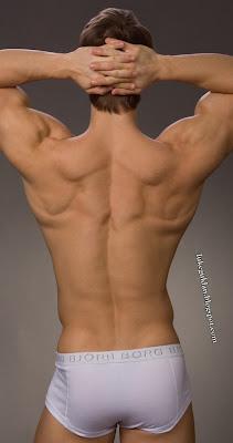 Luke Guldan - Model (pictures)