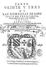 LECTURA DEL CABALLERO DE OLMEDO