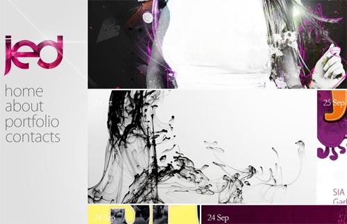 Portfolio, Galerija, CSS, Jānis Egle, JED, Wordpress