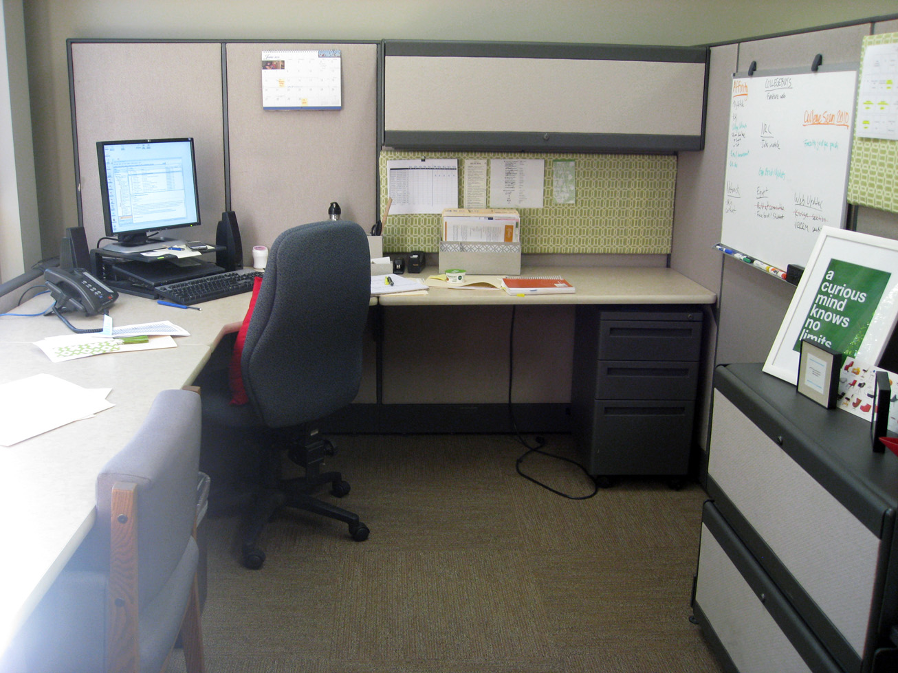 the new professional my cubicle part 3