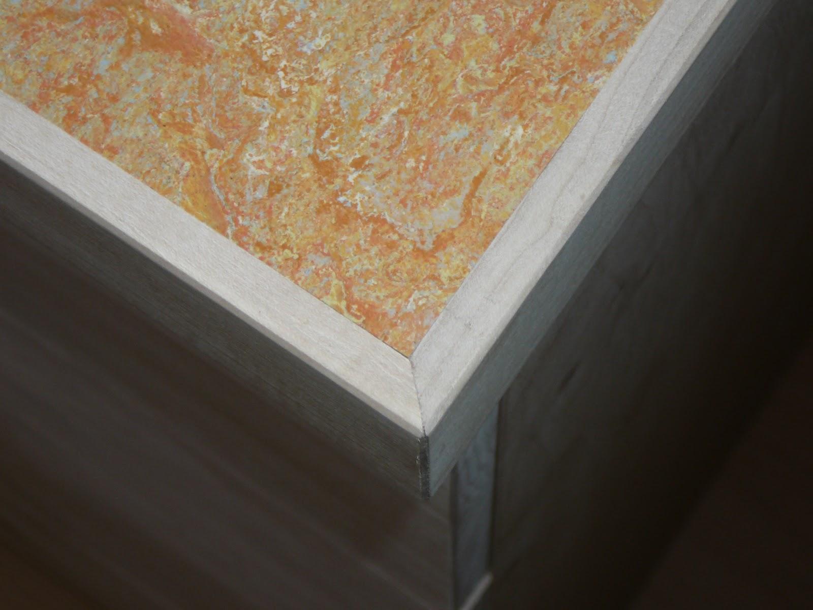 Hartgers hout bureau ladenblok for Ladenblok maken