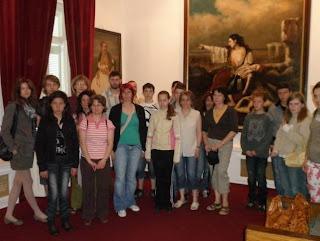 Δραστηριότητες του ευρωπαικού προγράμματος Comenius από το Γυμνάσιο Λεπενούς.