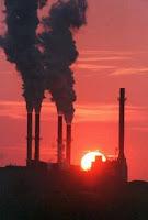 Από τη κινητοποίηση στον Αστακό κατά του Λιθάνθρακα
