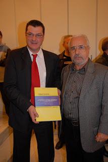 Η παρουσίαση του βιβλίου για τον Παναιτωλικό.